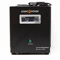 LogicPower LPY-W-PSW-800VA + ИБП для котла - бесперебойник - УПС -UPS