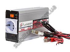 Luxeon IPS-600S инвертор - перобразователь с правильной синусоидой, фото 3