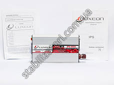 Luxeon IPS-600S инвертор для котла преобразователь с правильной синусоидой, фото 3