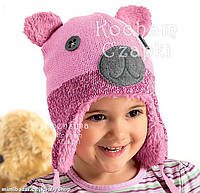 Шапка детская для девочки Raster CIAMAJDA