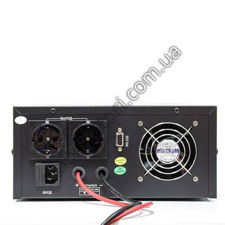 LUXEON UPS-1000ZS ИБП для котла - бесперебойник - УПС -UPS, фото 2