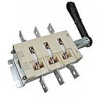 Рубильник разрывной ВР 400 А (выключатель-разъединитель  )ST 840