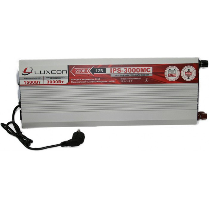 Luxeon IPS-6000MC - инвертор напряжения, преобразователь