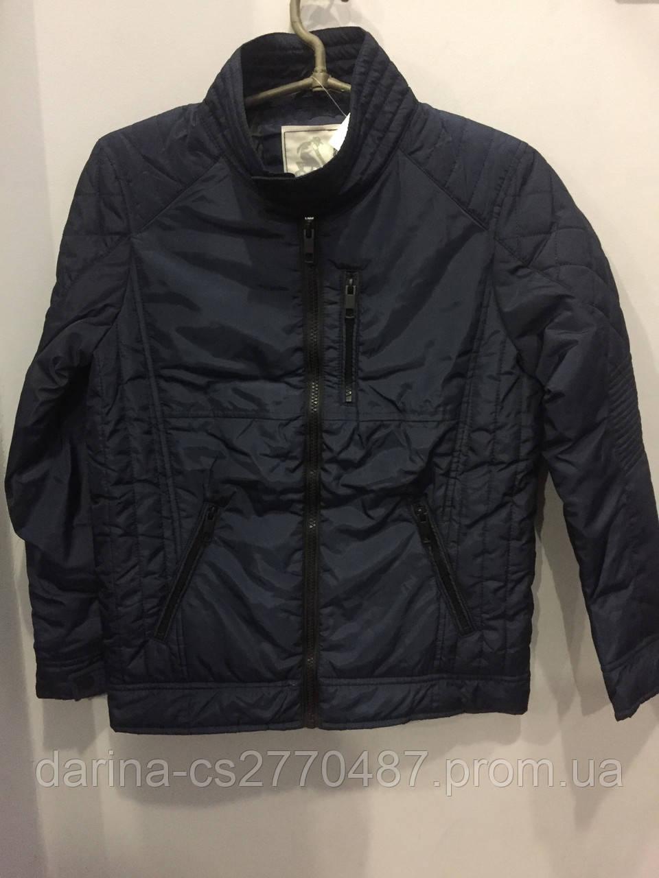 Демисезонная куртка для мальчика подростка 134,140 см