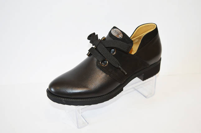 Туфли женские кожаные Molly Bessa, фото 2