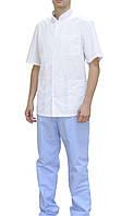 Костюм врача мужской (рубашка брюки)
