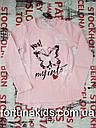 Трикотажные регланы для девочек F&D 134/140-158/164 р.р., фото 2