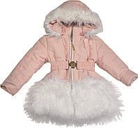 Куртка Лама детская зимняя для девочки