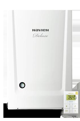 Настенный газовый двухконтурный котел Navien Deluxe - 16K Coaxial серия DELUXE мощность 9-16 кВт - Прагматик - интернет магазин прагматичных покупок в Харькове