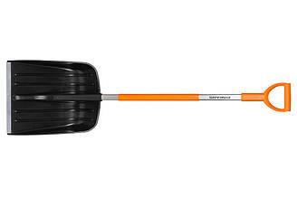 Лопата для уборки снега Fiskars SnowXpert™, глубокая