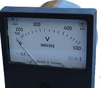 Вольтметр ЭВ-0302/0-250V