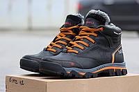 Зимние кроссовки Merrell , чёрные