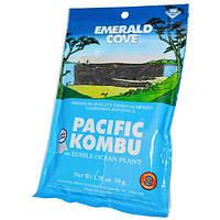 Great Eastern Sun, Pacific Kombu, сушеные морские водоросли, 1,76 унции (60 г)