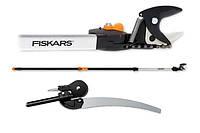 Универсальный телескопический веткорез + пила Fiskars