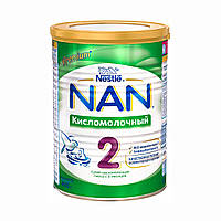Nestlé NAN 2 КИСЛОМОЛОЧНЫЙ, 400 г.