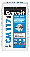 CM 117 Pro Клеящая смесь, 27 кг.