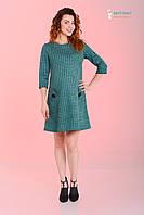 Платье для беременных и кормящих мам Авокадо размер L