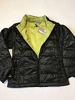 Демисезонная детская куртка Pepperts на мальчика 6-7 лет