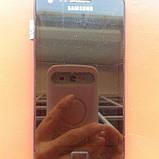 I9100 дисплей с тачскрином дисплейный модуль дисплей с сенсором в рамке б/у оригинал, фото 2