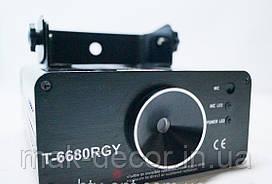 Мощный Лазерный диско проектор лазер цветомузыка Лазерная установка Т-6680 4 призмы