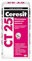 CT 25 Штукатурка цементно-известковая