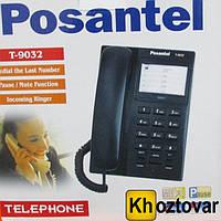 Cтационарный телефон проводной Posantel T-9032