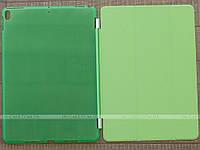 Чехол для Apple iPad Pro 10.5 Smart Cover + Plastic Back Green
