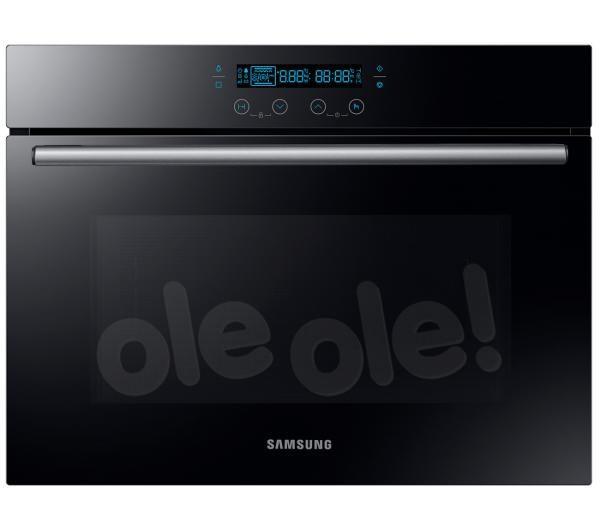 Электрическая печь с микроволновая печь с Samsung NQ50H5537KB