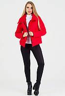 Куртка осень-весна DKU1 - красная
