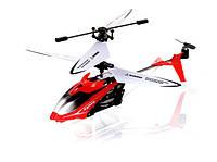 Игрушечный радиоуправляемый вертолет с возможностью подзарядки от пульта управления Syma S5, фото 1