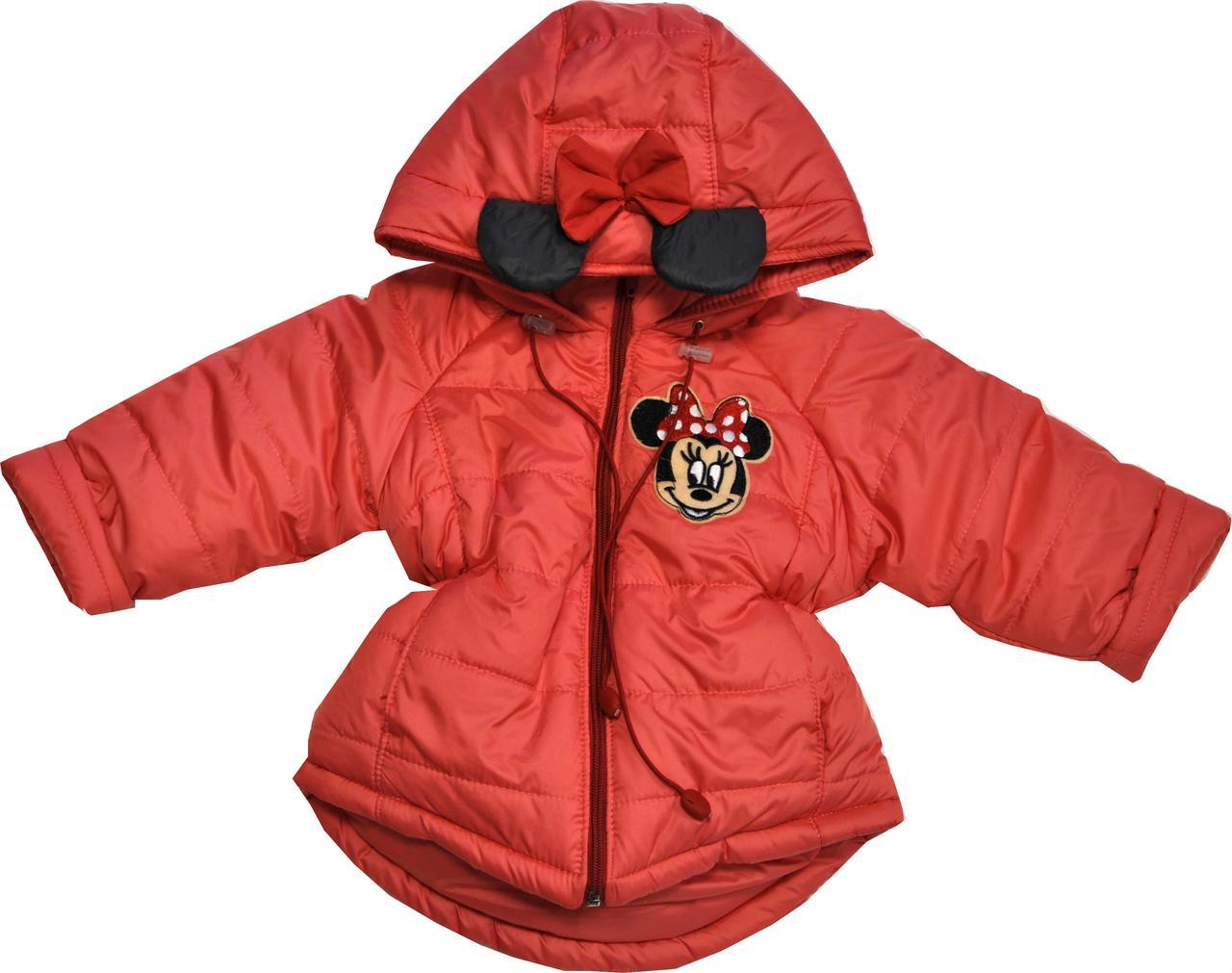 Куртка Мики детская зимняя для девочки - фото 3