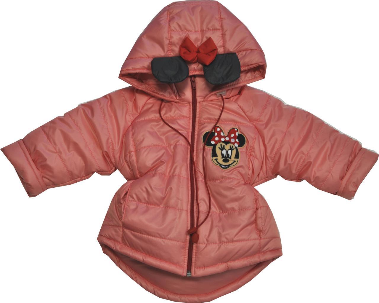 Куртка Мики детская зимняя для девочки - фото 2
