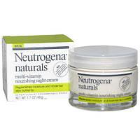 Neutrogena, Мультивитаминный питательный ночной крем, 1,7 унций (48 г)