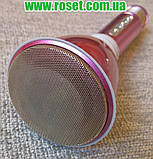 Bluetooth караоке мікрофон з динаміком TUXUN-K068, фото 3