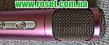 Bluetooth караоке мікрофон з динаміком TUXUN-K068, фото 5