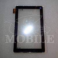 Сенсор #167 GOCLEVER Quantum 1010 Lite TQ1010L (HC261159A1/FPC017H V2.0) 60 pin (261*159) black