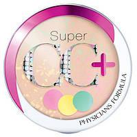 Physicians Formula, Inc., Супер CC+, Пудра CC+: выравнивание цвета лица + уход, SPF 30, Светлый тон 0,3 унции (8,5 г)