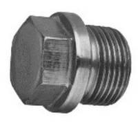 DIN 910 Пробка резьбовая М8х1 с буртиком и шестигранником под ключ