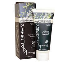 Aubrey Organics, Успокаивающая терапия для кожи, маска для гидратации чувствительной кожи, 3 жидких унции (89 мл)