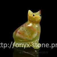 Кошка из оникса