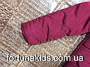 Куртки зимние на меху для мальчиков GRACE 4-12 лет, фото 3