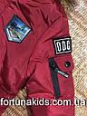 Куртки зимние на меху для мальчиков GRACE 4-12 лет, фото 7
