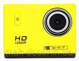 Экшн Камера F-71 Full Hd 1080P Wi-Fi