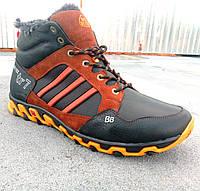 Большие размеры мужская обувь, зима
