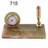 Часы офисные оникс классика плюс держатель для ручки