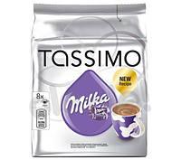 Горячий шоколад Tassimo Milka 240 г