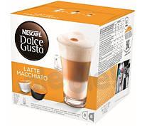 Кофе с молоком Nescafe Dolce Gusto Latte Macchiato