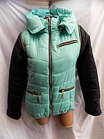 Женская куртка трансформер оптом