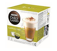 Кофе с молоком Nescafe Dolce Gusto Cappuccino