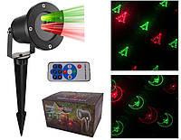 Лазерний проектор Рефлектор LED-лампи Проектор IP65